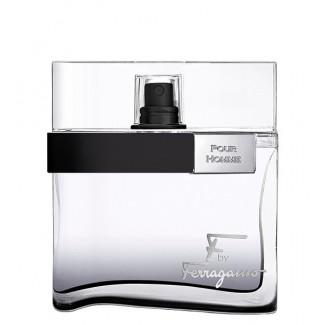 Tester F By Ferragamo Pour Homme Black Eau de Toilette 100ml Spray [senza tappo]