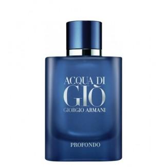 Tester Acqua di Giò Profondo Pour Homme Eau de Parfum 75ml Spray