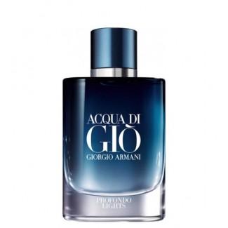 Tester Acqua di Giò Profondo Lights Pour Homme Eau de Parfum 75ml Spray