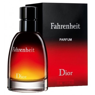 Fahrenheit Parfum 75ml Spray