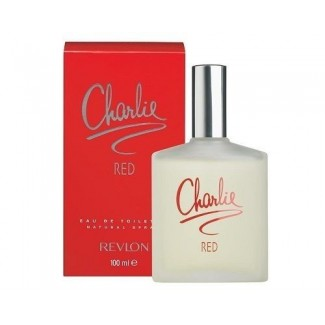 Charlie Red Pour Femme Eau de Toilette 100ml Spray