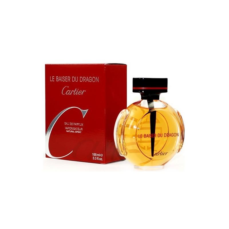 Le Baiser Du Dragon Pour Femme Eau de Parfum 100ml Spray