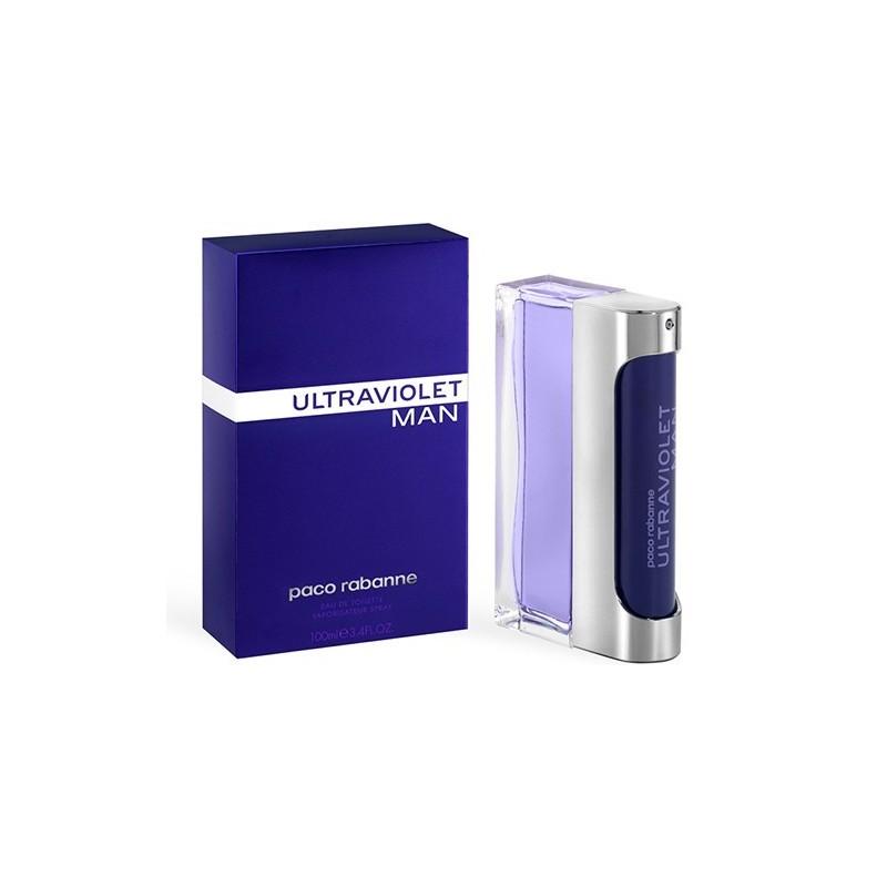 Ultraviolet Man Eau de Toilette 100ml Spray