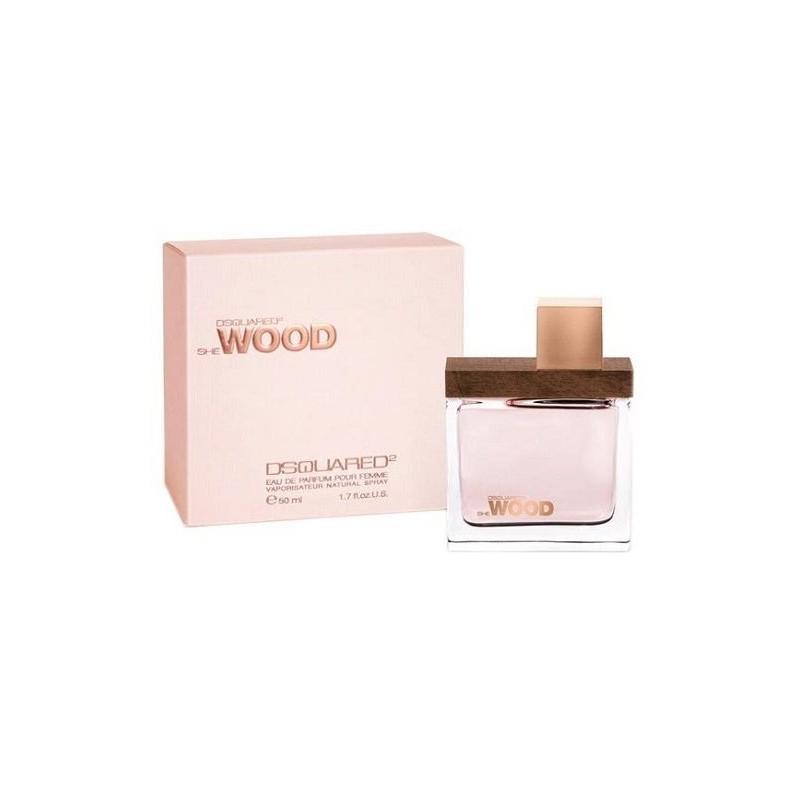 She Wood Femme Eau de Parfum 50ml Spray -PROMO-