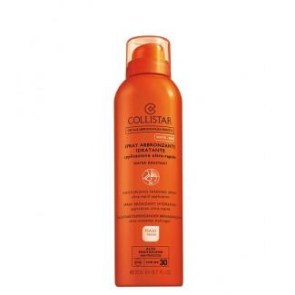 Spray abbronzante idratante spf30 - Viso e Corpo - Water resistant 200ml