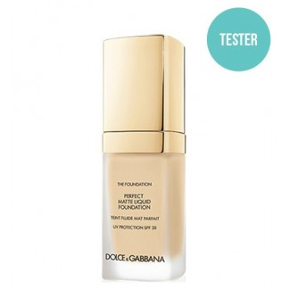 Tester Perfect Matte Liquid Foundation - Fondotinta 30ml