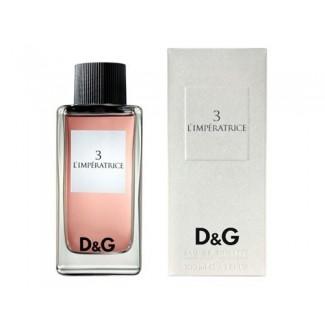 Dolce&Gabbana 03 L'imperatrice Eau de Toilette