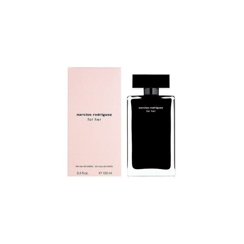For Her Eau de Toilette 100ml Spray -PROMO-