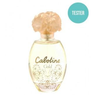 Tester Cabotine Gold Eau de Toilette 100ml Spray [senza tappo]