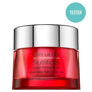 Tester Nutritious Super-Pomegranate - Radiant Energy Night - Crema/maschera viso notte 50ml