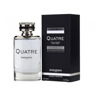 Quatre Homme Eau de Toilette 100ml Spray