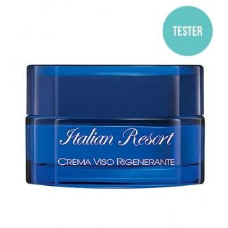 Tester Italian Resort Crema Viso Rigenerante Donna 50ml