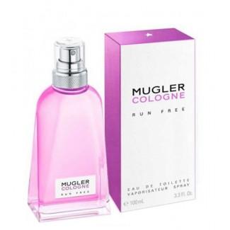Mugler Cologne Run Free Eau de Toilette 100ml Spray