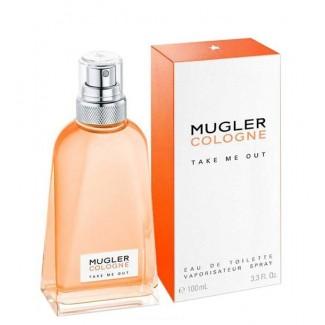 Mugler Cologne Take Me Out Eau de Toilette 100ml Spray