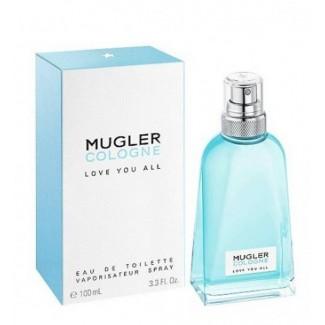 Mugler Cologne Love You All Eau de Toilette 100ml Spray