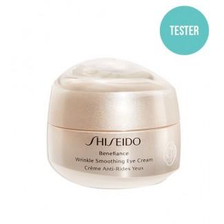 Tester Benefiance Wrinkle Smoothing Eye Cream - Crema antirughe occhi 15ml