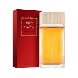 Must De Cartier Pour femme Eau de Toilette