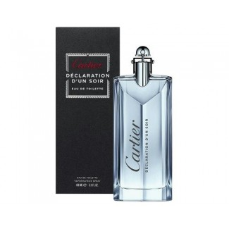 Declaration D'Un Soir Eau de Toilette 100ml Spray