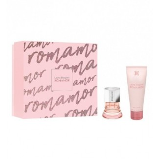 Cofanetto Romamor Eau de Toilette 25ml + body lotion 50ml