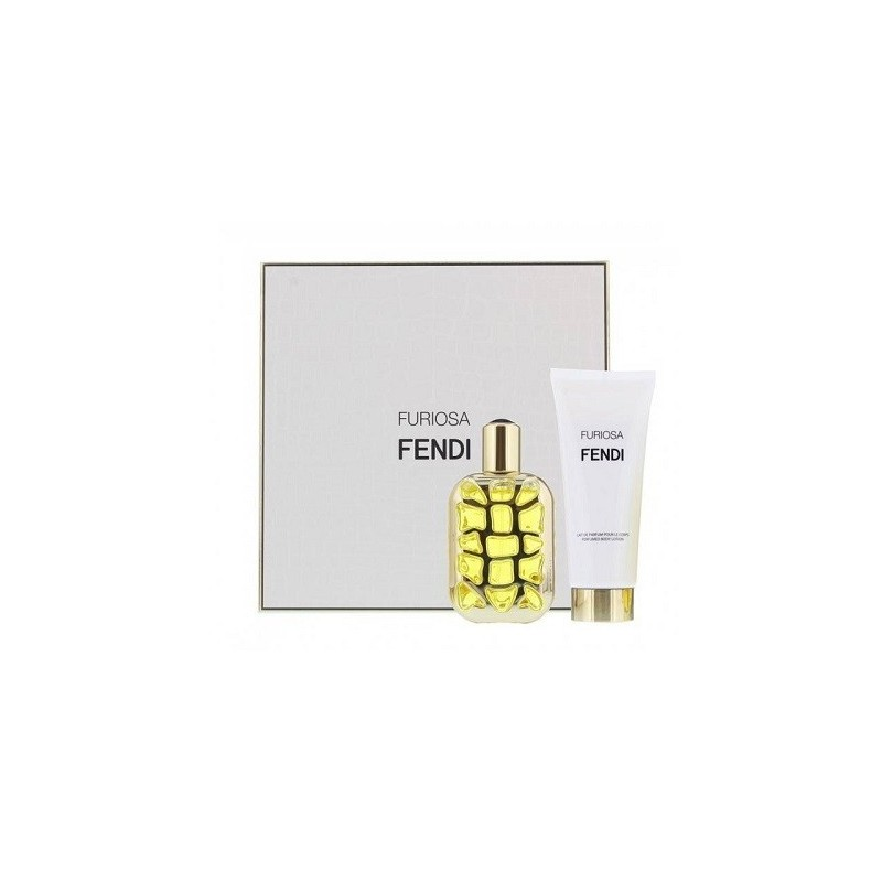 Furiosa Eau de Parfum 50ml Spray con Latte Corpo 75ml Gift Set